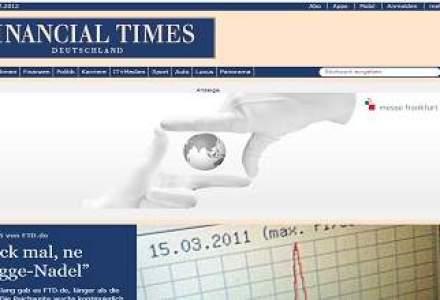 La fundul sacului: Financial Times de Germania se inchide