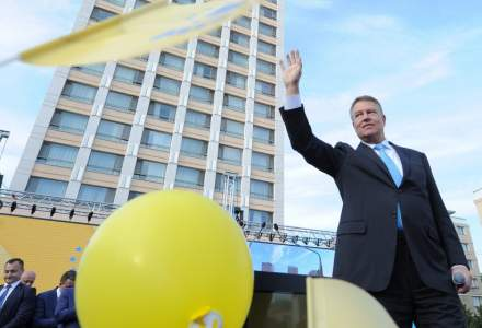 Europarlamentare 2019: Klaus Iohannis: Este o zi importanta; haideti la vot!