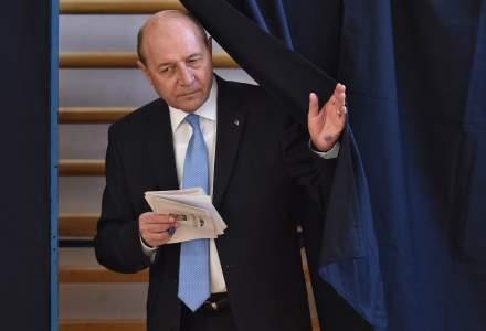 Traian Basescu: Scrutinul este important atat pentru Uniunea Europeana, dar si pentru statul de drept din Romania