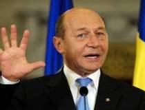 Basescu amana inceperea...