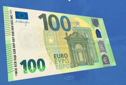 Cum arata noile bancnote euro introduse astazi in circulatie si ce se intampla cu bancnota de 500 de euro
