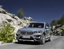 BMW X1 a primit un facelift