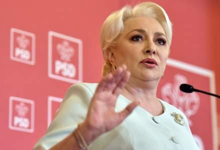Premierul Viorica Dancila, despre noile propuneri de ministri, votul din Diaspora, remanierea guvernamentala si ordonantele pe justitie