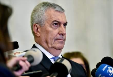 Comisia Juridica a Senatului a decis ridicarea imunitatii liderului ALDE, Calin Popescu Tariceanu