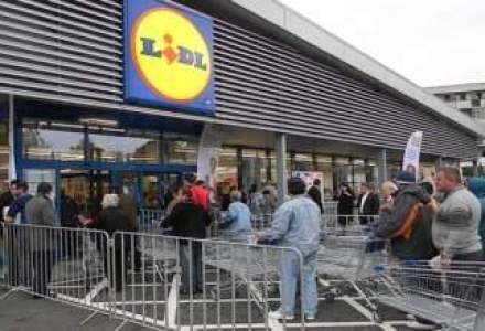 Lidl deschide un magazin in Cluj Napoca