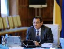 Ponta spune ca Guvernul nu...