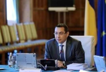 Cine se scuza se acuza: Ponta spune ca Guvernul nu obliga la cresterea taxelor locale