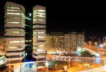 Un an cu 20-25% mai putine birouri inchiriate in Bucuresti