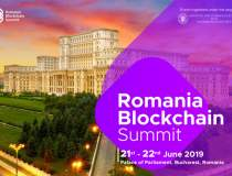Romania Blockchain Summit, pe...