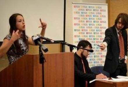 Dezbaterile din liceu si universitate, sursa de viitoare talente pentru companii