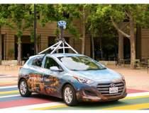 Noile masini Google Street...