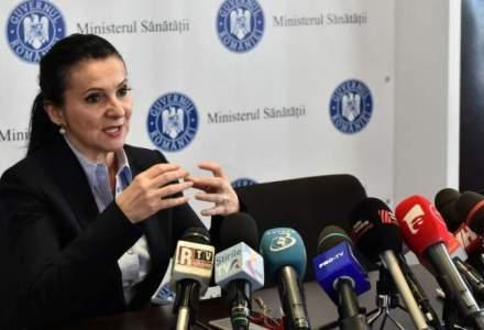 """Sorina Pintea: """"Draftul"""" Legii preventiei, aproape finalizat. Proiectul prevede si """"responsabilizarea"""" autoritatilor locale"""