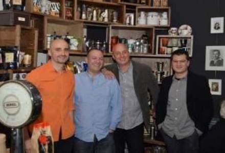 Calin Goia de la Voltaj a deschis o cafenea cu aproape 50.000 de euro. Ce planuri are