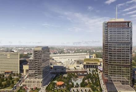 (P) Cea mai inalta cladire din Romania se construieste la Timisoara