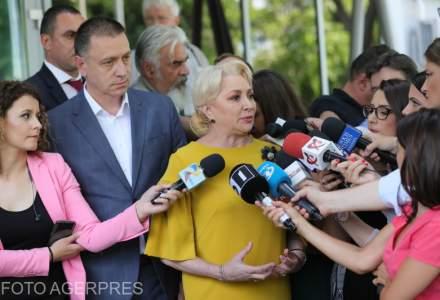 Sedinta tensionata la CEx PSD. Tabara Dancila a castigat - va fi congres pe 29 iunie pentru alegerea conducerii