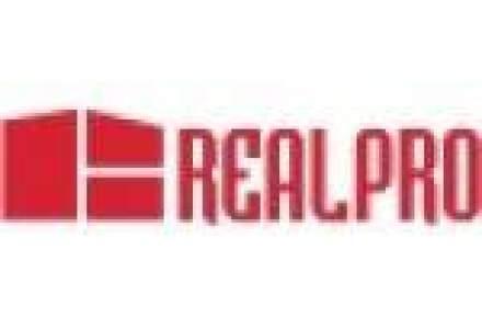 Realpro a investit 750.000 de dolari in reteaua de francize imobiliare