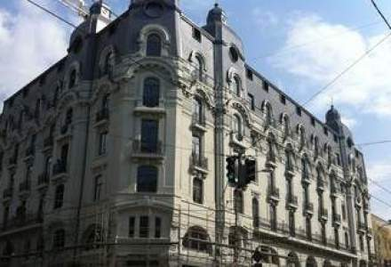 Primele fotografii din hotel Cismigiu, cladirea care va aduce incasari de 1,5 mil. euro pe an