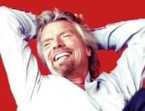 """Richard Branson, """"stewardesa""""..."""