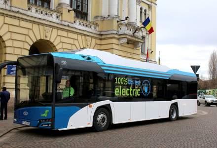 Bucuresti, Cluj, Iasi, Suceava, Targu Mures si Tulcea, printre orasele care achizitioneaza mijloace de transport electrice in 2019