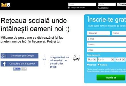 Hi5, MySpace, Flickr. Toate retelele sociale, intr-o animatie excelenta