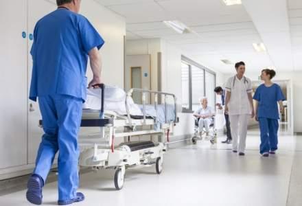 Spitalele primesc bani in plus pentru salariile personalului auxiliar. Cheltuieli suportate de CNAS prin transfer de la bugetul Ministerului Finantelor