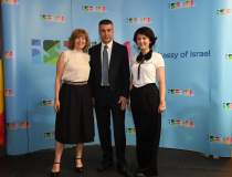 Ambasada Israelului a donat...