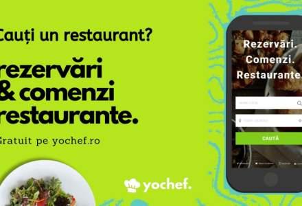 O noua platforma intra pe piata livrarilor de mancare si a rezervarilor in restaurante