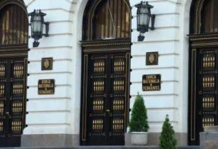 BNR a imprumutat 17 banci cu 4 mld. lei. Cererea a fost de sase ori mai mare