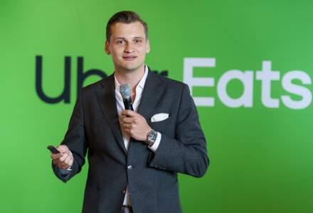 Dupa un an in Bucuresti, Uber Eats vrea sa intre si in alte orase din Romania, precum Timisoara, Iasi si Cluj