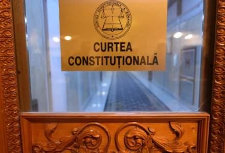 Valer Dorneanu a fost reales in functia de presedinte al Curtii Constitutionale pentru un nou mandat de 3 ani