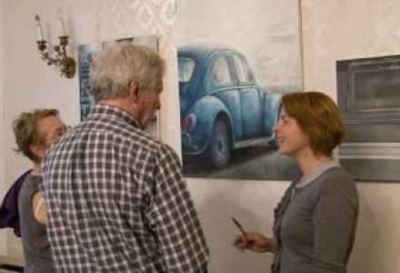 Piata de arta din Romania creste indeosebi datorita crizei economice