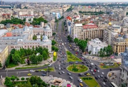 Municipiul Bucuresti, Timis si Cluj, judetele cu cele mai multe autoturisme. Cate accidente au avut loc in 2018?
