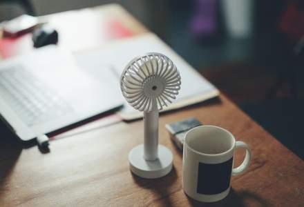 Ventilatoare de birou, ca sa-ti gandesti afacerea la rece
