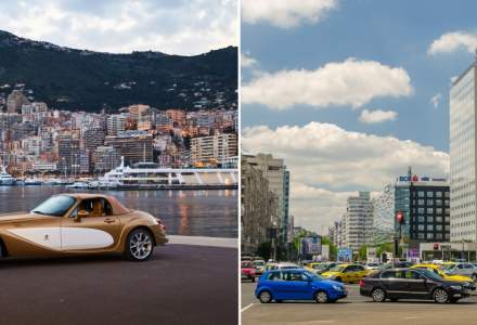 Cati metri patrati de proprietati rezidentiale de lux poti cumpara cu 1 mil. de dolari in marile metropole ale lumii: de la jumatate de garsoniera la Monaco, pana la o vila in Bucuresti
