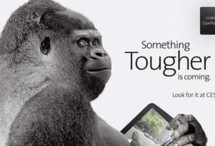 CES 2013: Ce promit dezvoltatorii celei de-a treia generatii Gorilla Glass: ecrane cu 40% mai rezistente