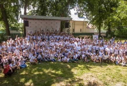 Constructorii de vise: o zi de voluntariat cu echipa TELUS International, pe santierul Habitat for Humanity din Buftea