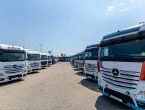 Mercedes-Benz Trucks lanseaza...