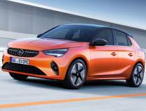 Opel Corsa-e porneste de la...