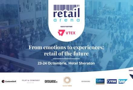 retailArena 2019 - de la emotii la experiente, in comertul viitorului