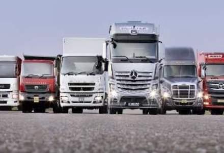Piata de camioane se va extinde in 2013 la nivel global