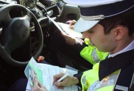 Mii de sanctiuni, aplicate pentru nereguli in trafic in ultimele 3 zile