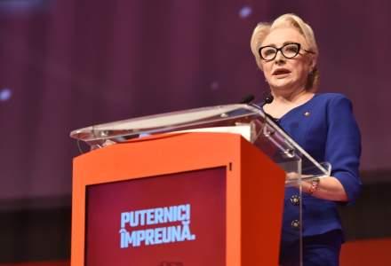 Viorica Dancila: Mugur Isarescu, propunerea PSD pentru functia de guvernator al BNR