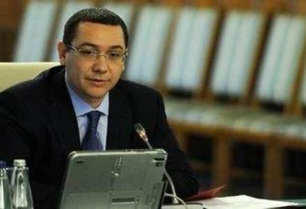 Proiectul de buget: PIB de 140 miliarde euro si curs valutar 4,5 lei/euro