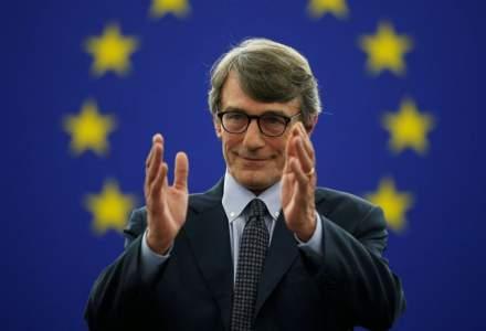 Italianul David Sassoli este noul presedinte al Parlamentului European
