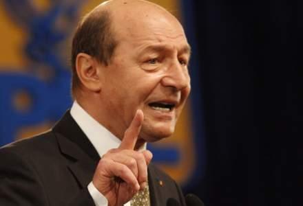 Traian Basescu: Angela Merkel si Emmanuel Macron trag o linie groasa intre Vechea Europa si Estul Uniunii Europene