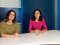 Dublu interviu Impact Hub:...