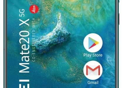 HUAWEI Mate 20 X (5G) - primul smartphone Huawei 5G
