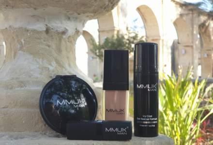 Business cu rujuri si cosmetice pentru barbati de 55.000 euro: romanii aloca 300 de lei pentru make-up