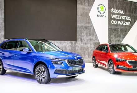 Skoda a inceput productia modelului Kamiq: SUV-ul compact este asamblat la uzina din Mlada Boleslav