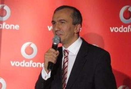Mihai Ghyka pleaca de la Vodafone. Este a treia schimbare a managerului in ultimii cinci ani